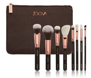 Fave Products from Sephora - ZOEVA Rose Golden Luxury Set