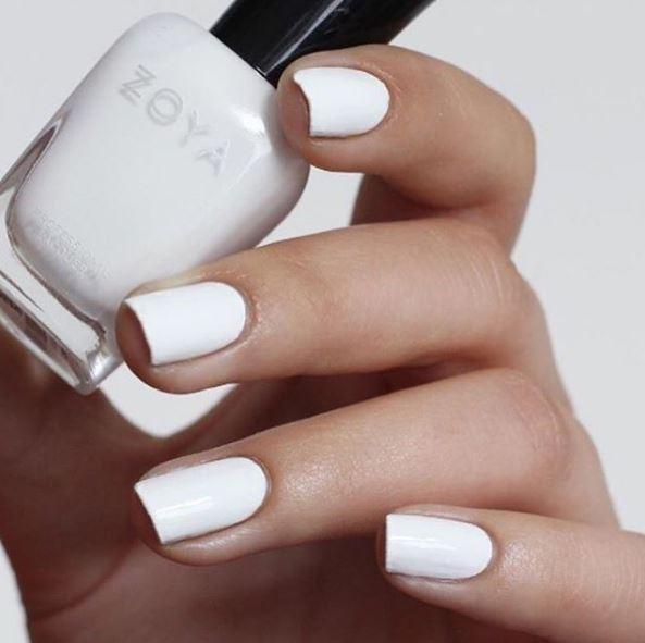 Wearing white nails.JPG